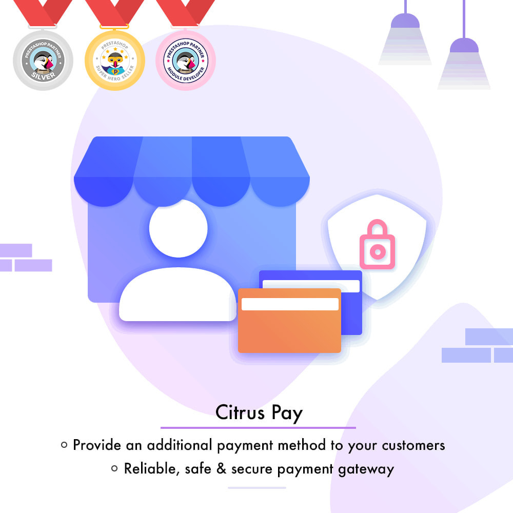 module - Payment by Card or Wallet - Citrus Pay Payment Gateway - 1