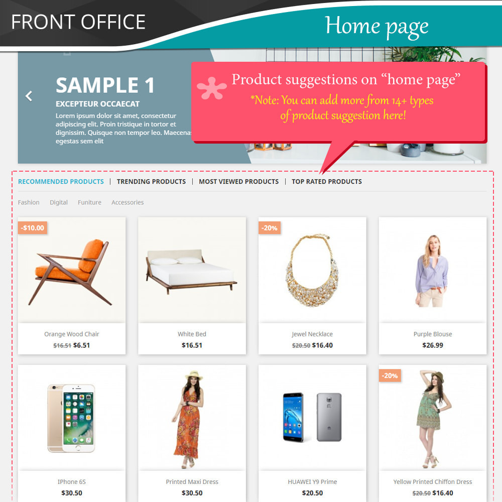 module - Cross-Selling & Produktbundles - Cross Selling Pro - Upsell - Shopping cart & all pages - 9