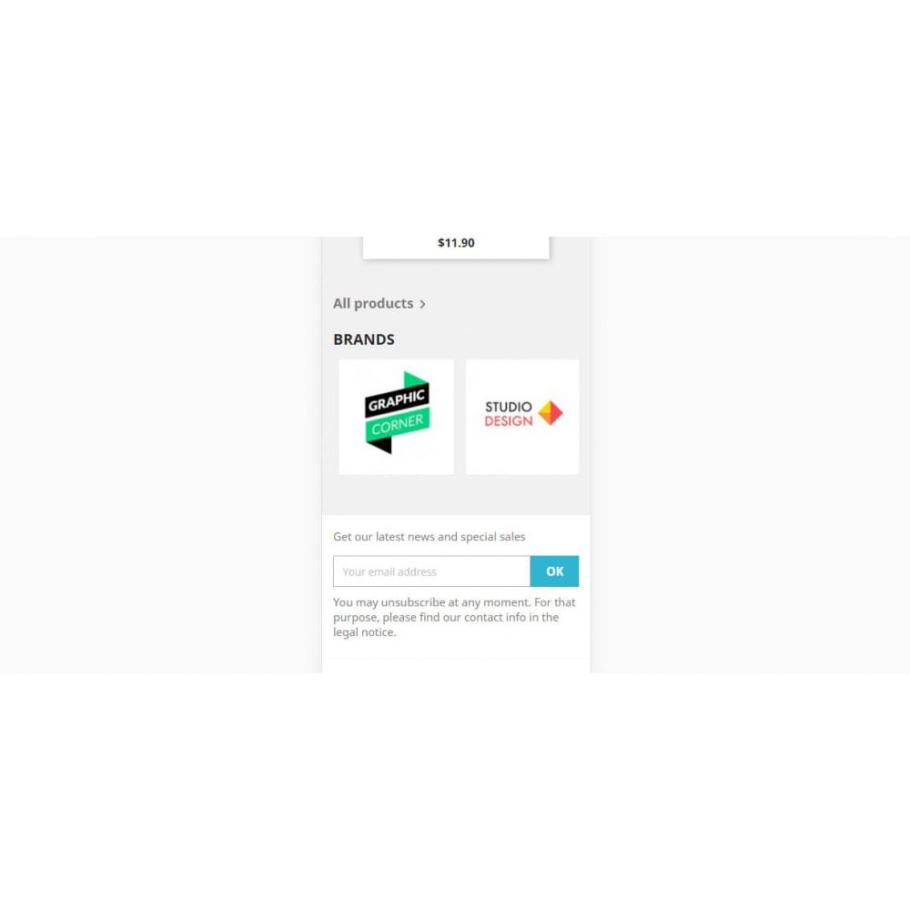 module - Page Customization - Brands Slider - 2