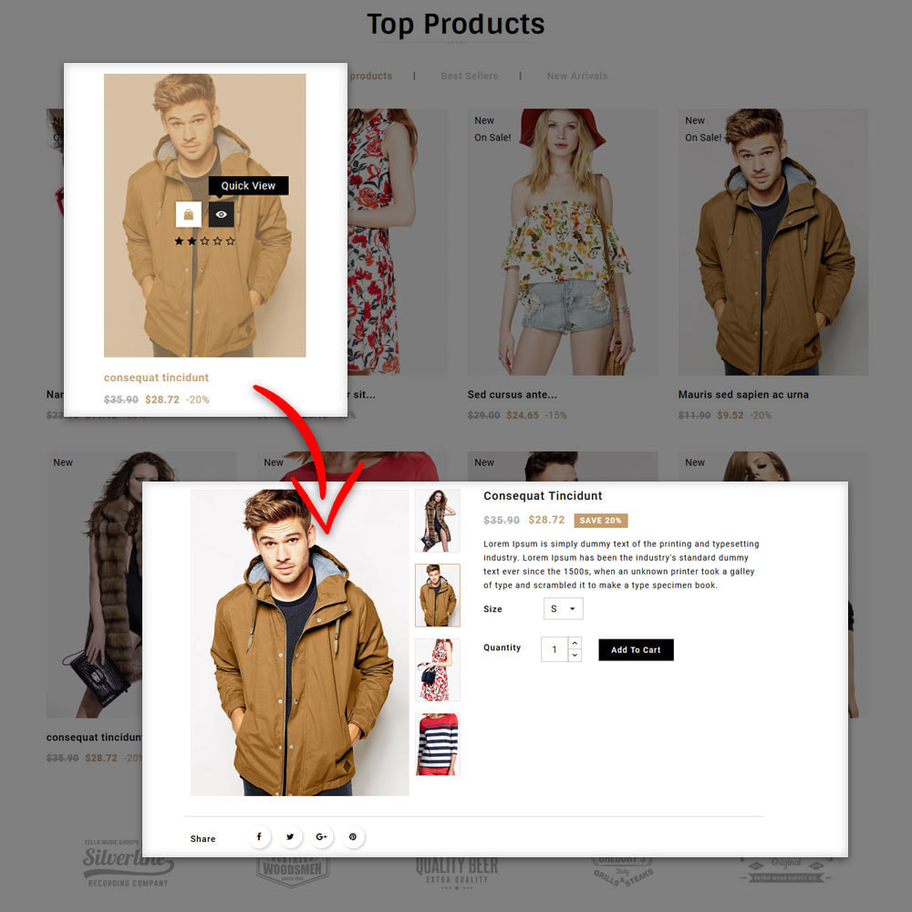 theme - Fashion & Shoes - oBird - Fashion Store - 9