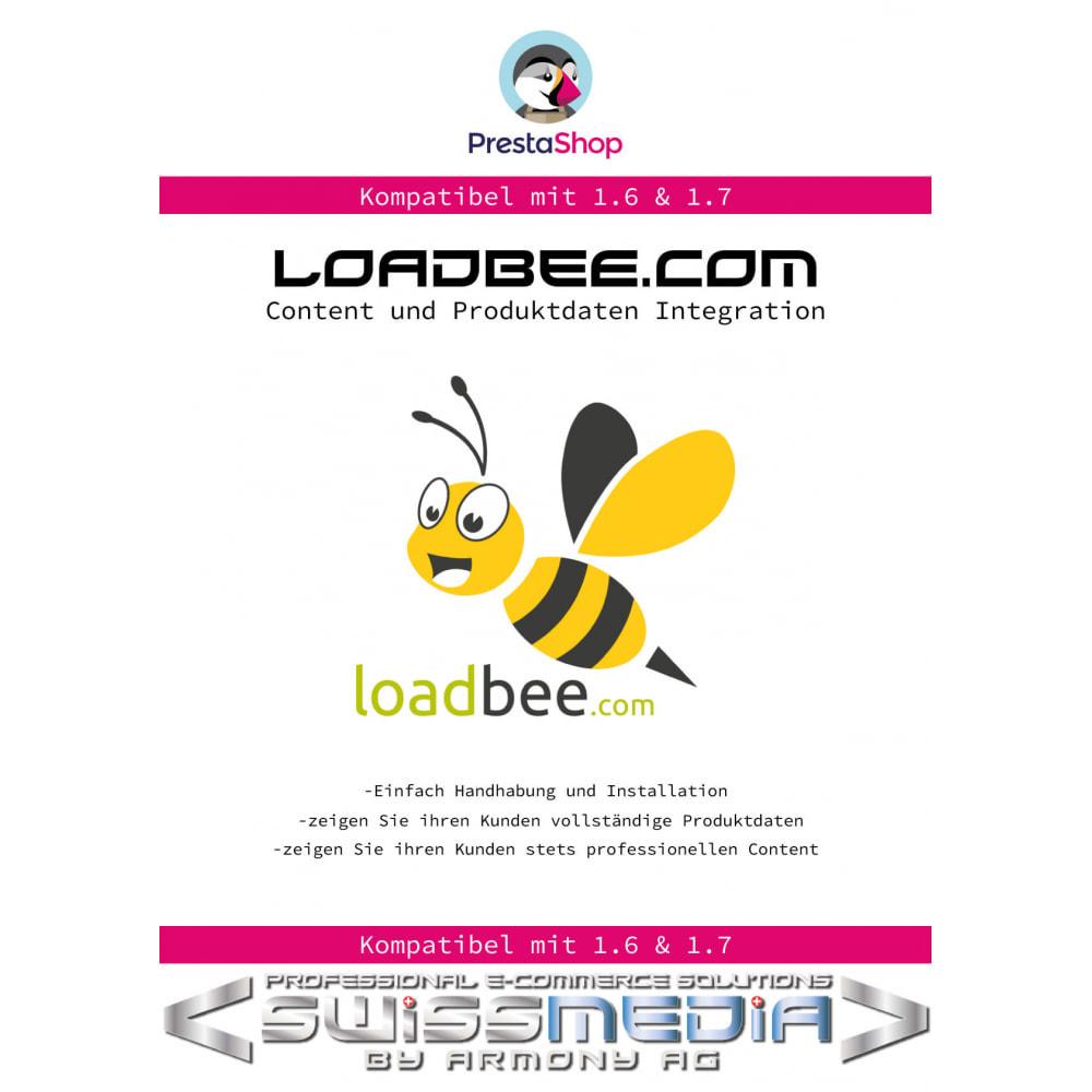 module - Zusatzinformationen & Produkt-Tabs - Loadbee.com Produktdaten und Content Integration - 1