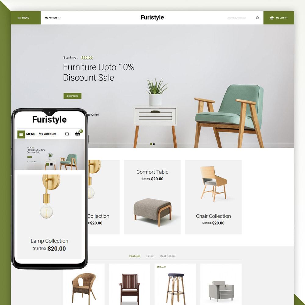 theme - Casa & Giardino - Furistyle - Furniture Store - 1