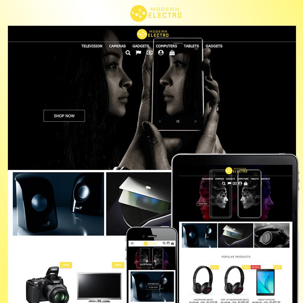 theme - Elektronika & High Tech - Modern Electronic - 1