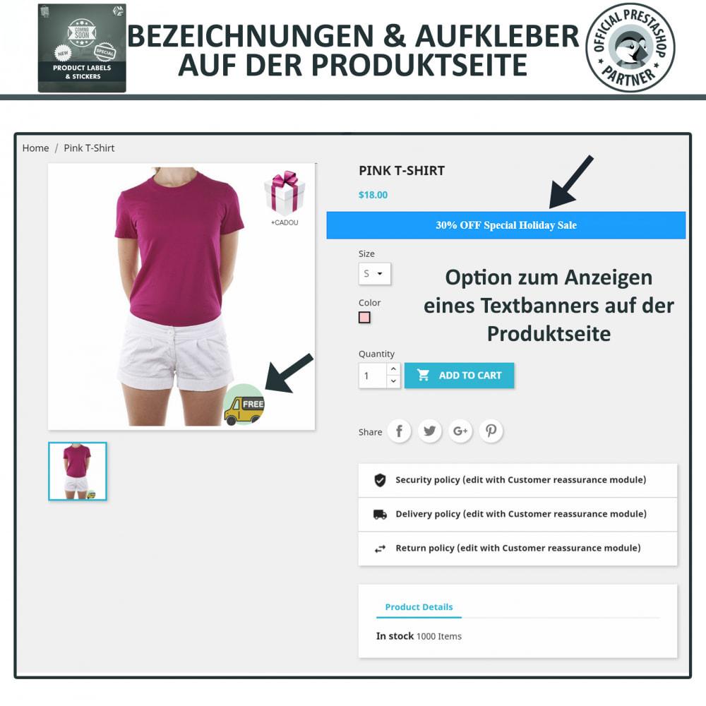 module - Badges & Logos - Produktaufkleber und Aufkleber - 4