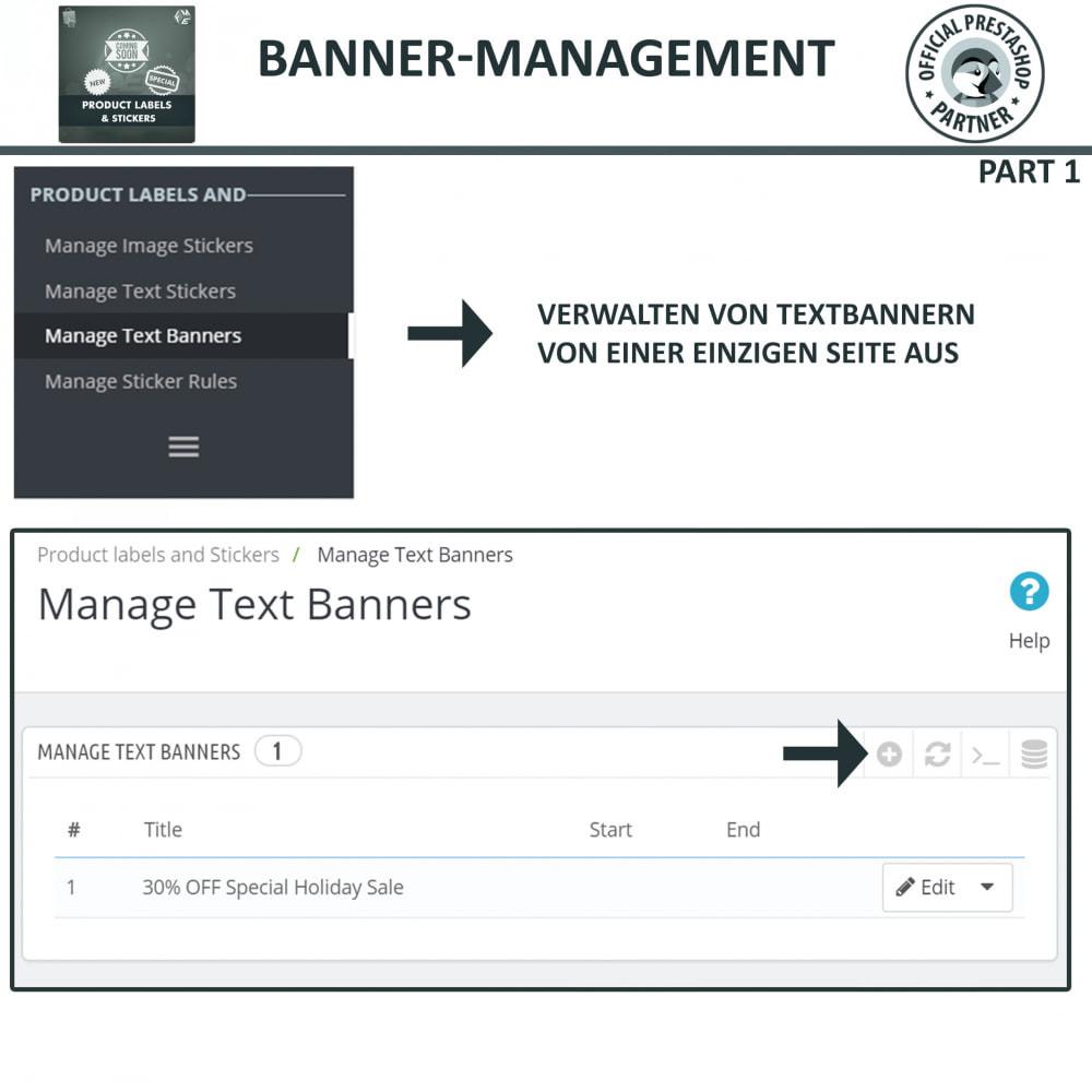 module - Badges & Logos - Produktaufkleber und Aufkleber - 11