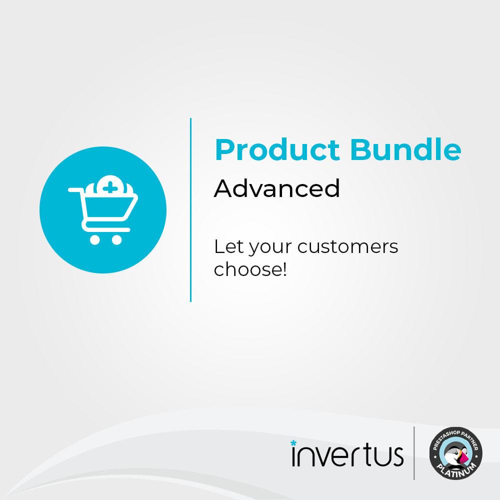 module - Cross-Selling & Produktbundles - Products Bundle Advanced - Product Pack - 1
