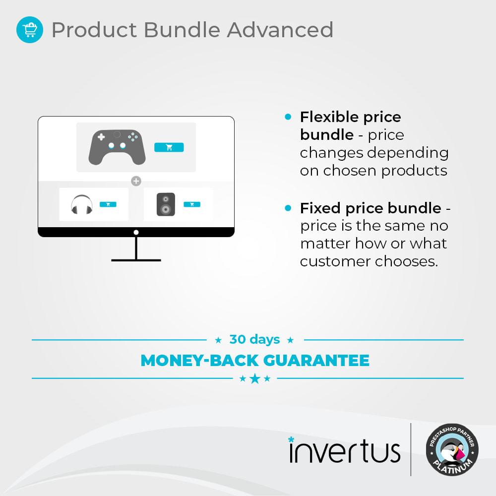 module - Cross-Selling & Produktbundles - Products Bundle Advanced - Product Pack - 2