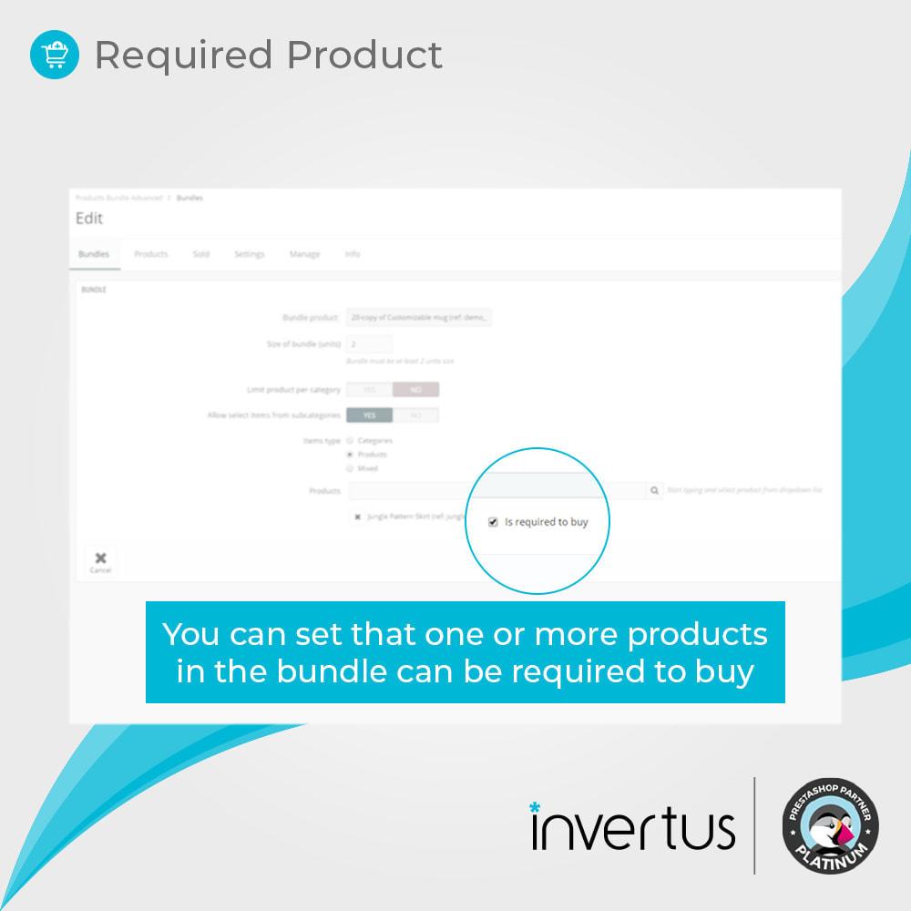 module - Cross-Selling & Produktbundles - Products Bundle Advanced - Product Pack - 11
