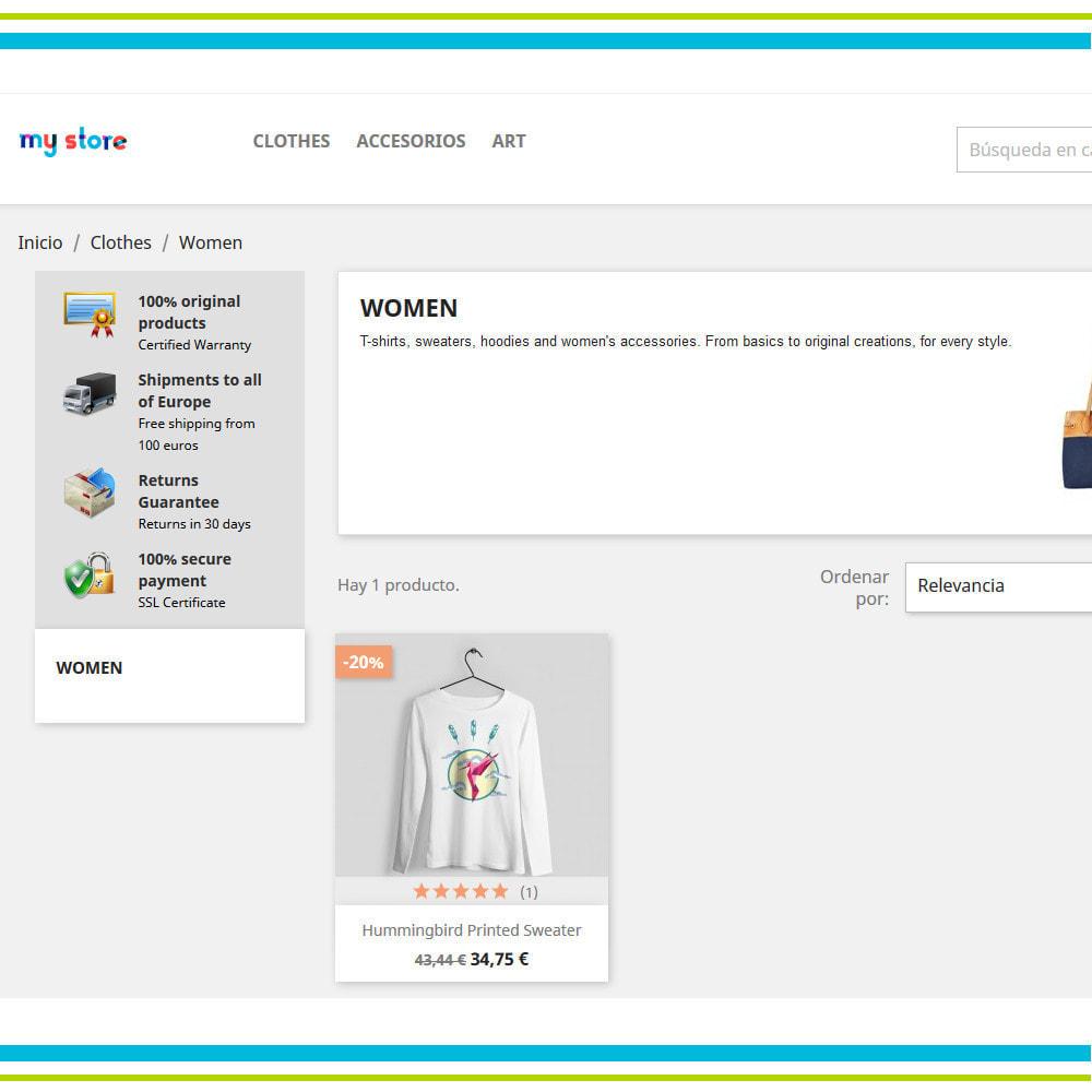 module - Personalización de la página - Múltiple Elementos de Confianza Animados Lottie JSON - 13