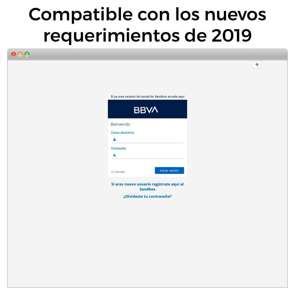 module - Pago con Tarjeta o Carteras digitales - BBVA Bancomer México - Pago con tarjeta (TPV Virtual) - 4