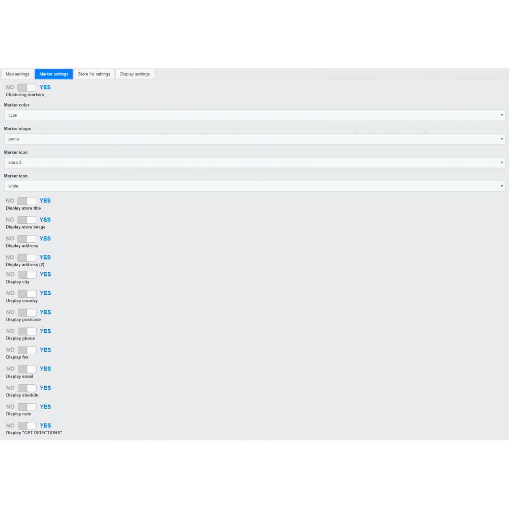 module - Międzynarodowość & Lokalizacja - Premium Lokalizator sklepów (DARMOWY - Bez Google Maps) - 11