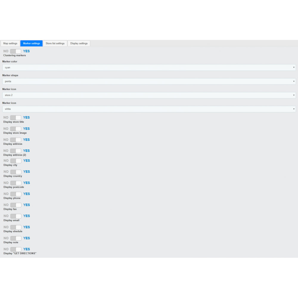 module - Internationaal & Lokalisatie - Store Locator (FREE - No Google Maps) - 11