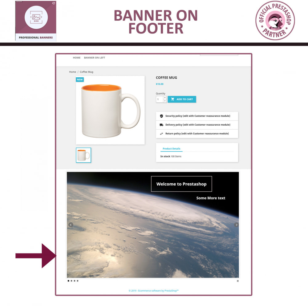 module - Slidery & Galerie - Professional Banners - Responsive Banner & Image Slider - 4