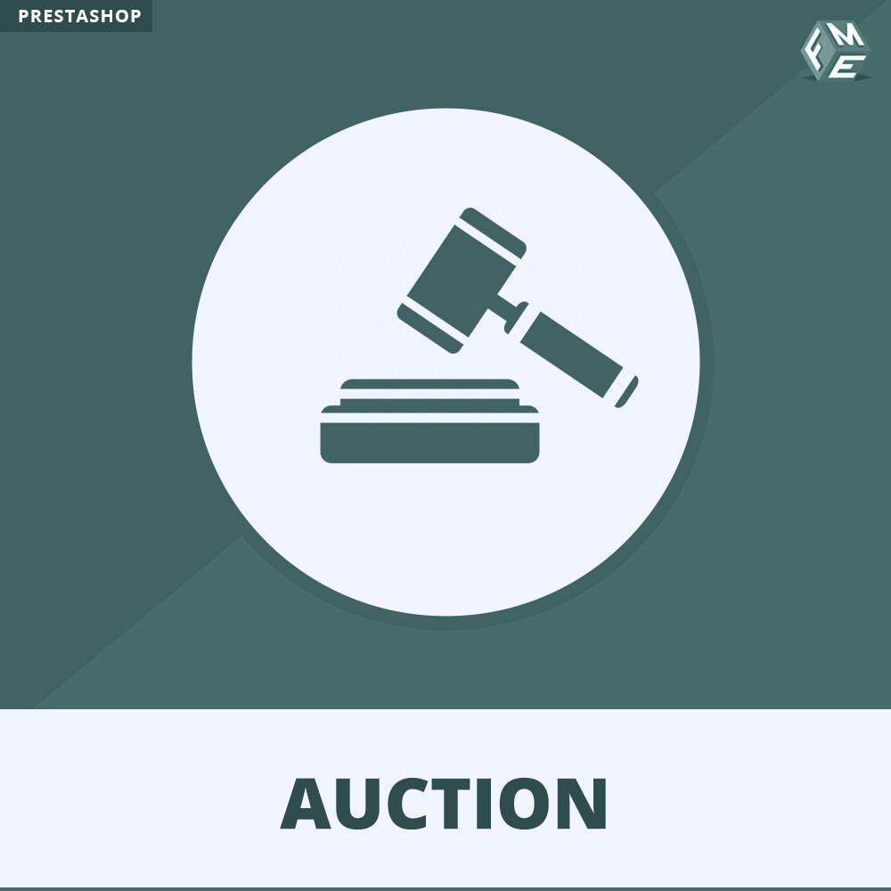 module - Criar um site de leilão - Auction Pro, Online Auctions & Bidding - 1