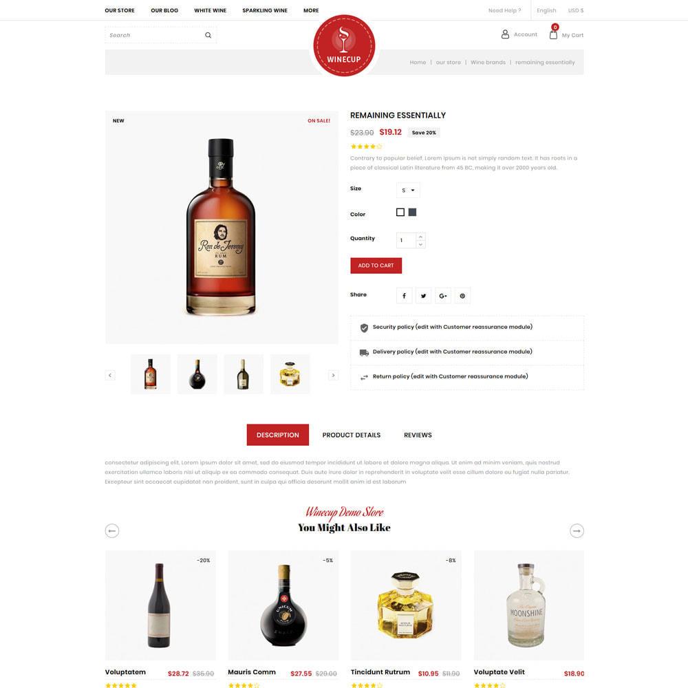 theme - Boissons & Tabac - Winecup - Le magasin de vin - 7