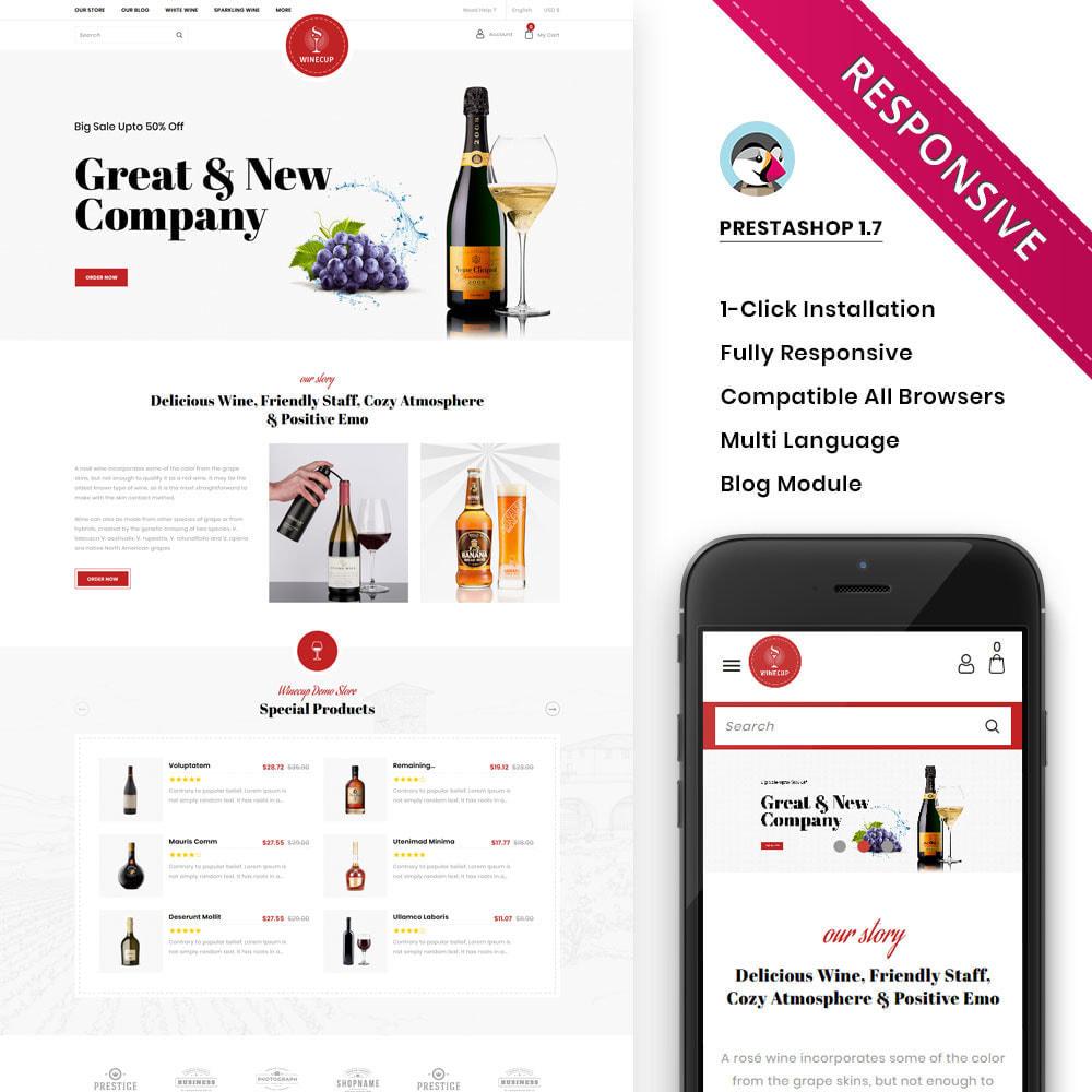 theme - Bebidas y Tabaco - Winecup - La tienda de vinos - 2