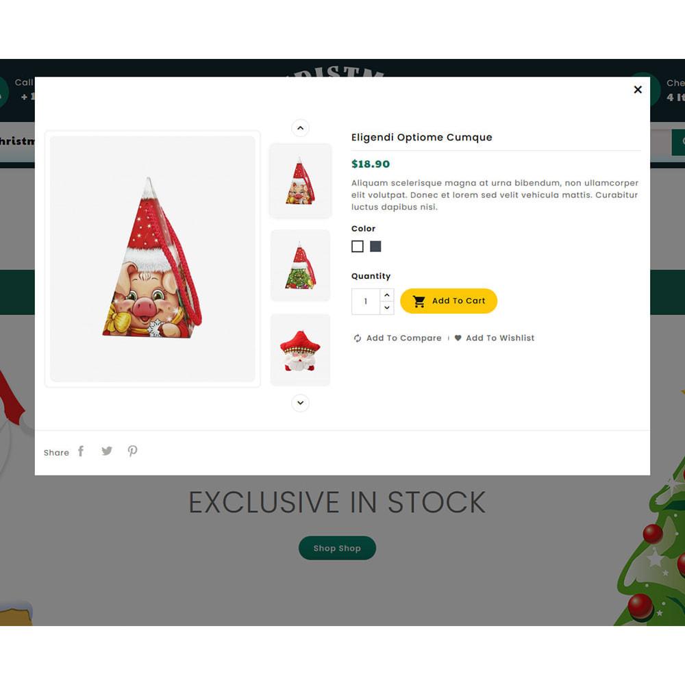 theme - Presentes, Flores & Comemorações - Merry Christmas & Gifts - 8