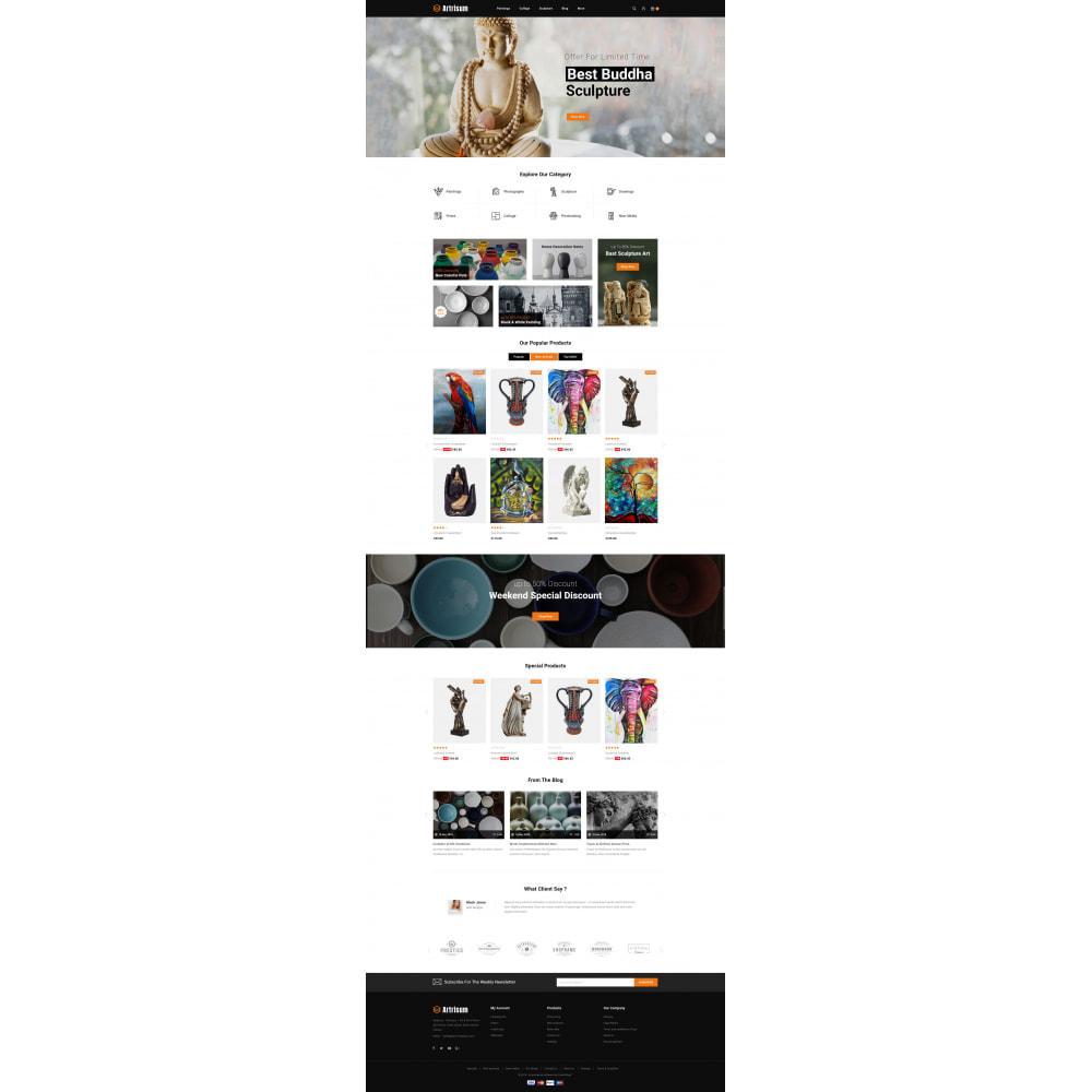 theme - Art & Culture - Artrisum - Art & Print Store - 2