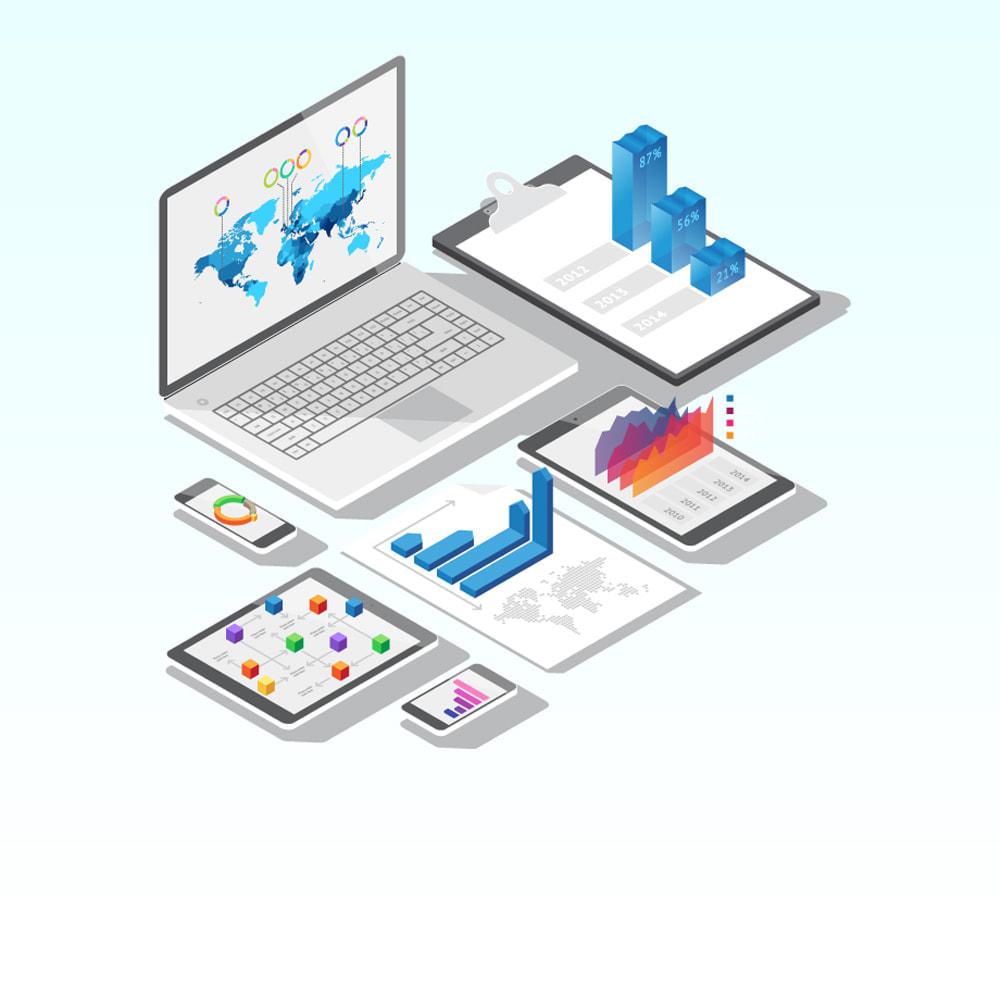 module - Analyses & Statistiques - Statistiques détaillées sur le produit - 1