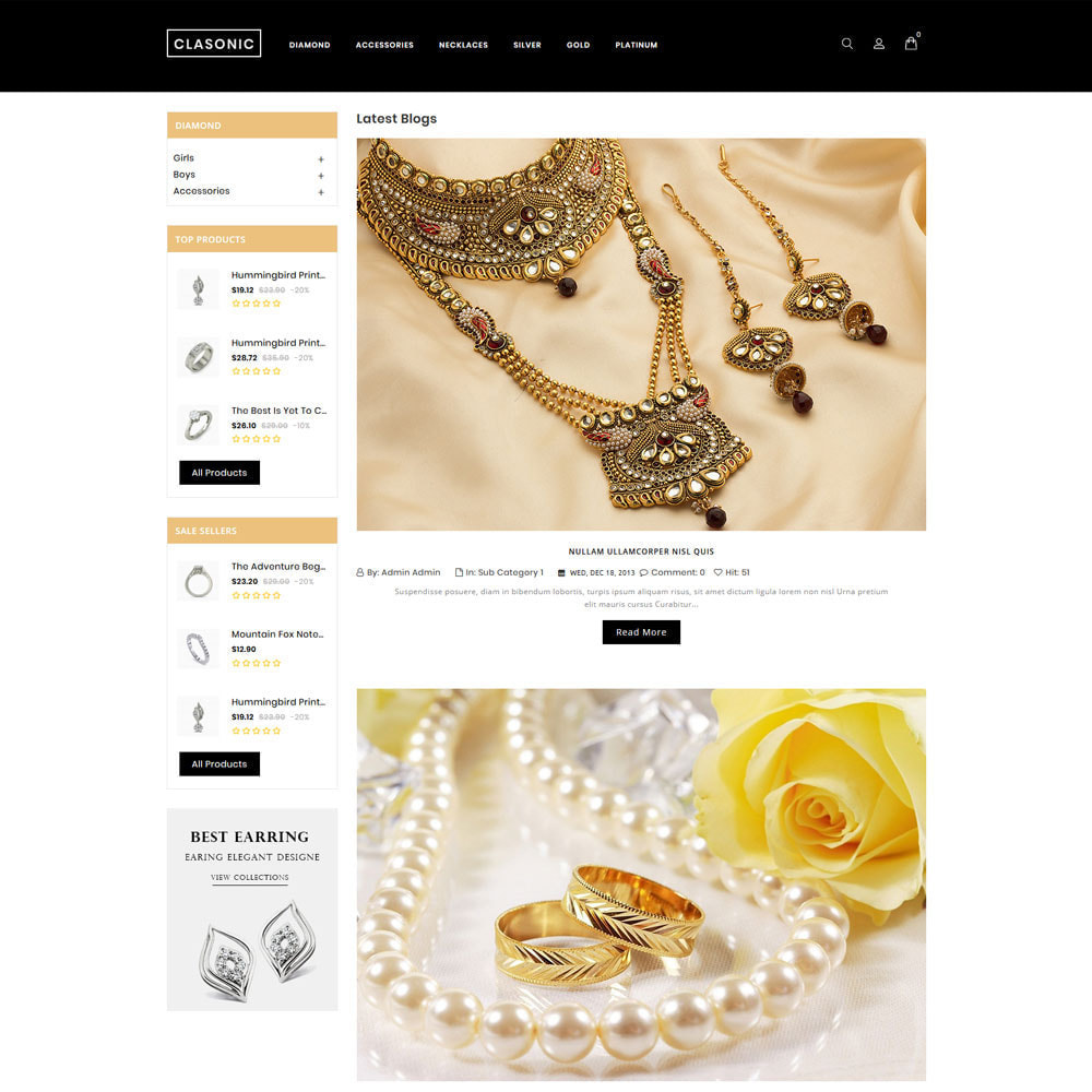 theme - Bijoux & Accessoires - Classoni Store - 7