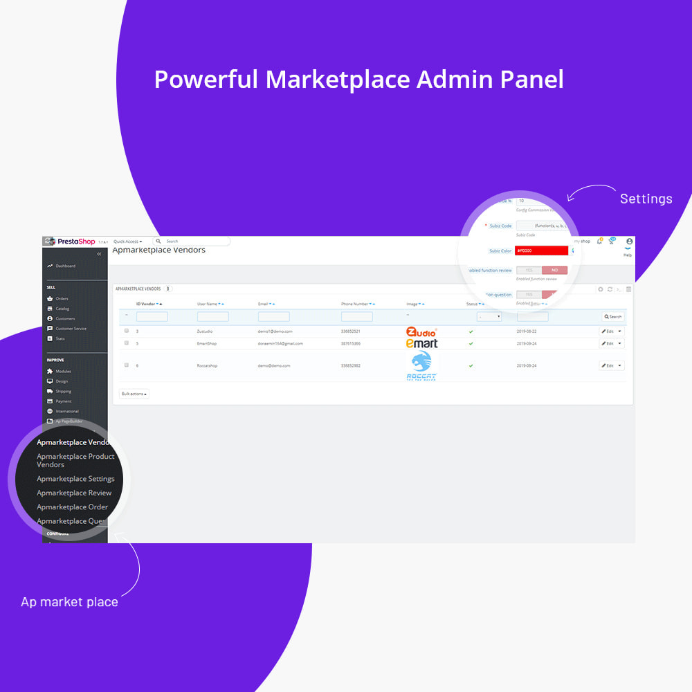 theme - Elektronika & High Tech - Bicomart Multi-Vendor Marketplace Template - 7
