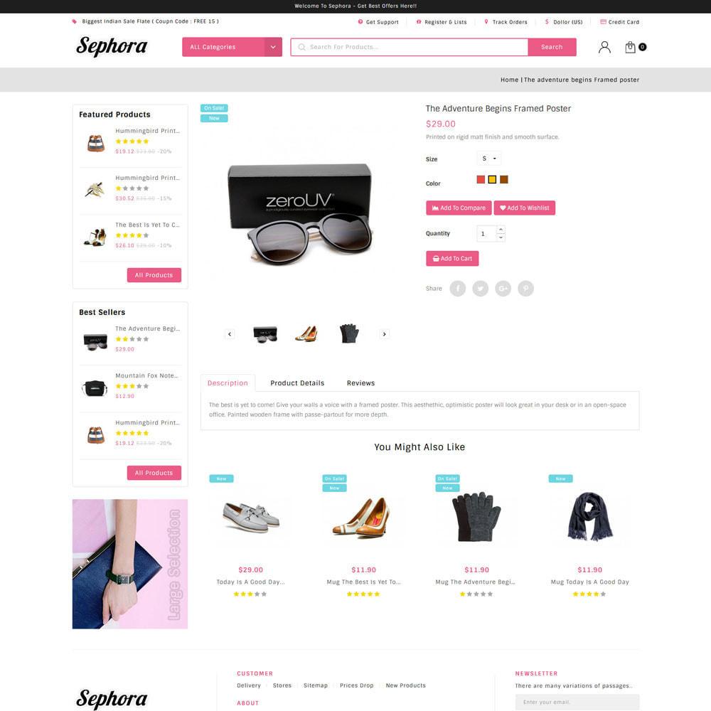 theme - Mode & Schuhe - Sephora Multi Store - 6