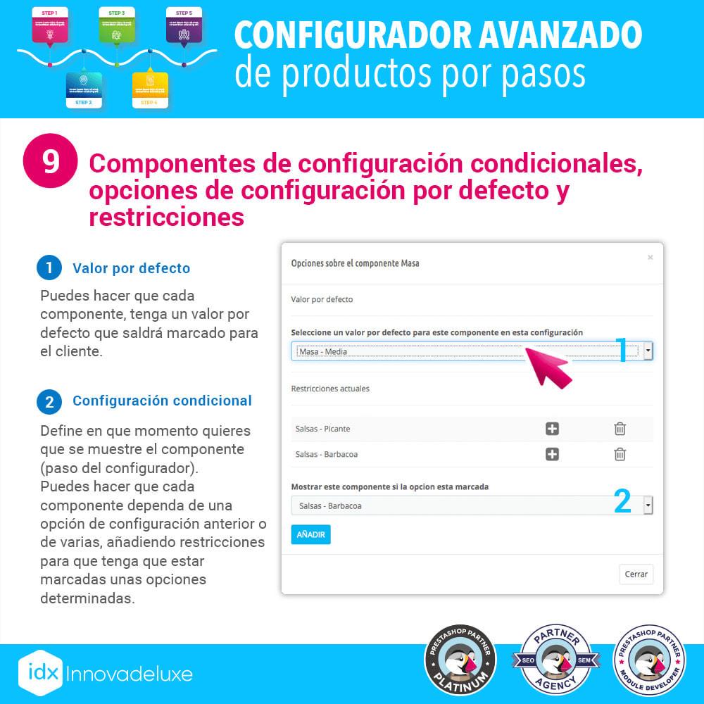 module - Combinaciones y Personalización de productos - Configurador avanzado de productos por pasos - 10