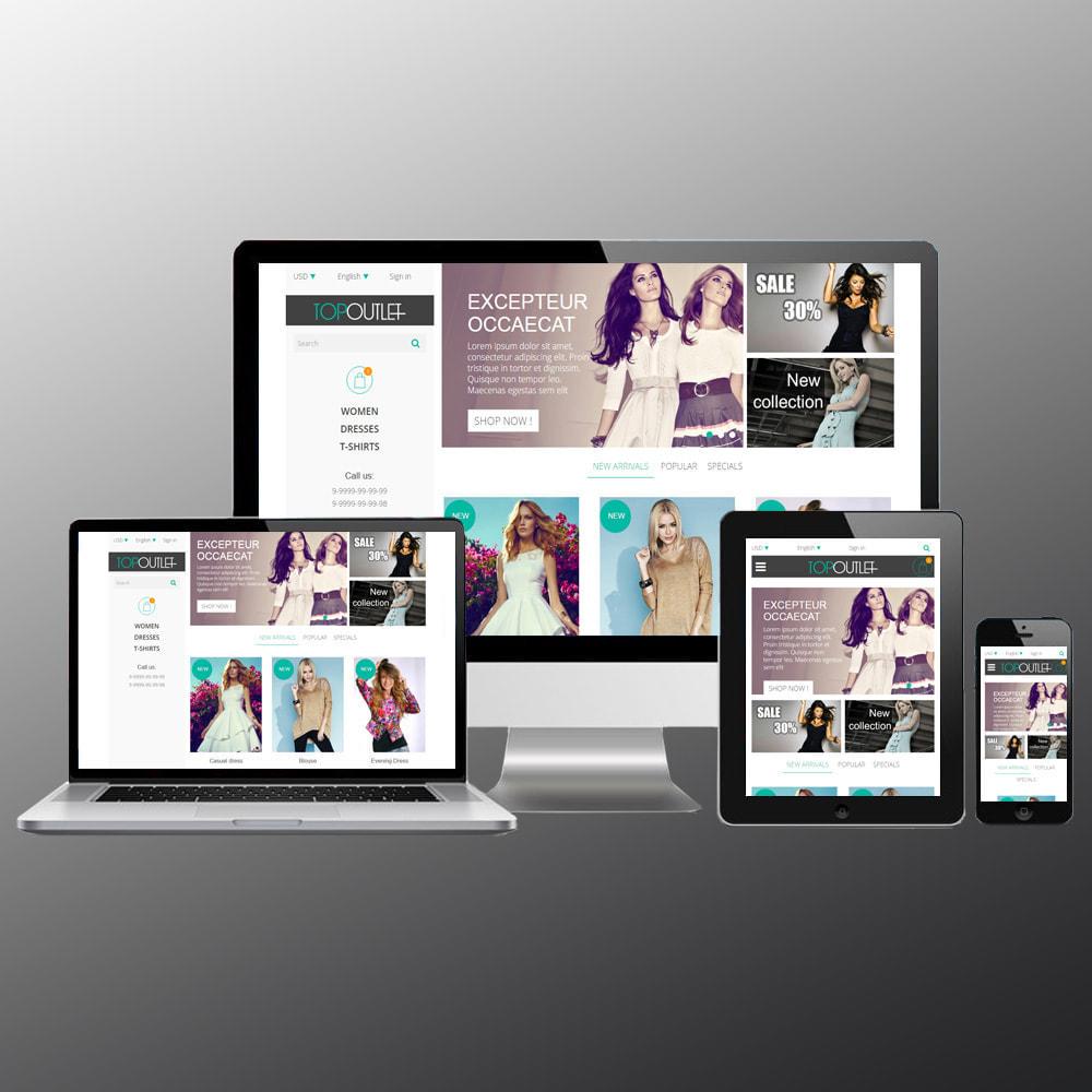 theme - Moda y Calzado - Tienda de moda Membrana - 2