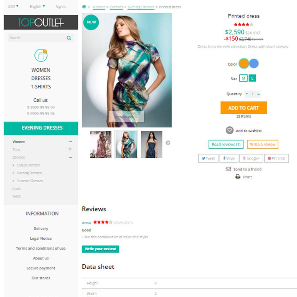 theme - Moda y Calzado - Tienda de moda Membrana - 7