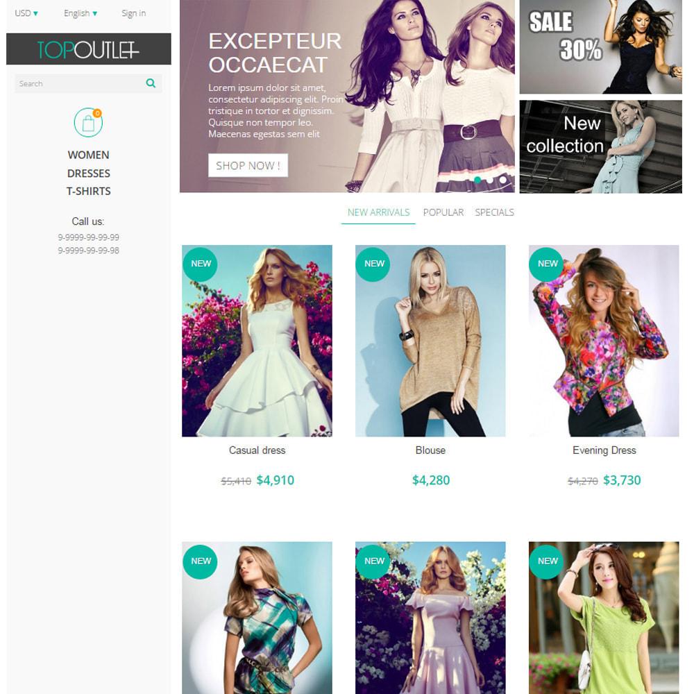 theme - Moda & Obuwie - Sklep mody Membrana - 3
