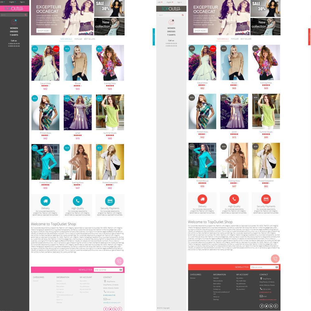 theme - Moda & Obuwie - Sklep mody Membrana - 13