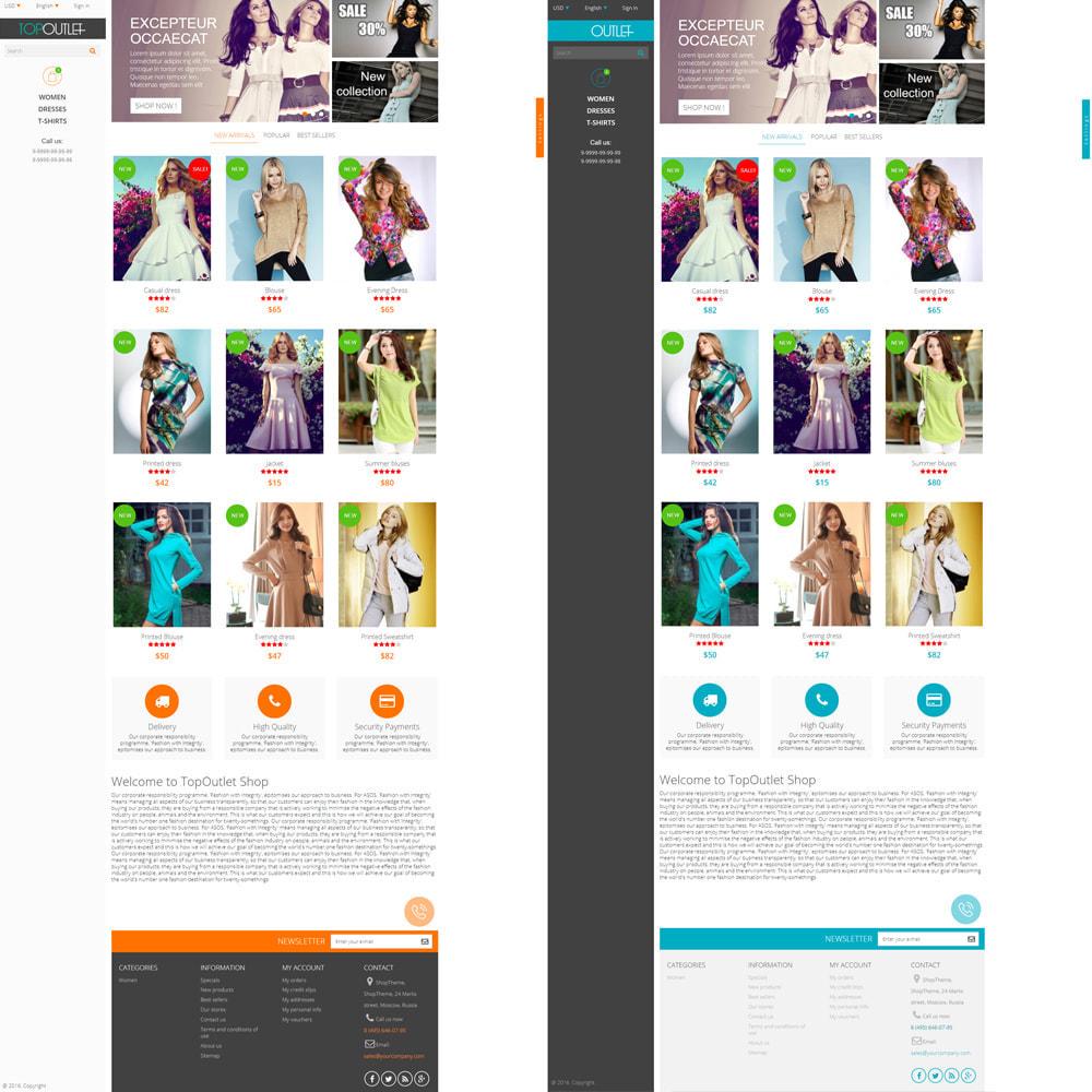 theme - Moda & Obuwie - Sklep mody Membrana - 14