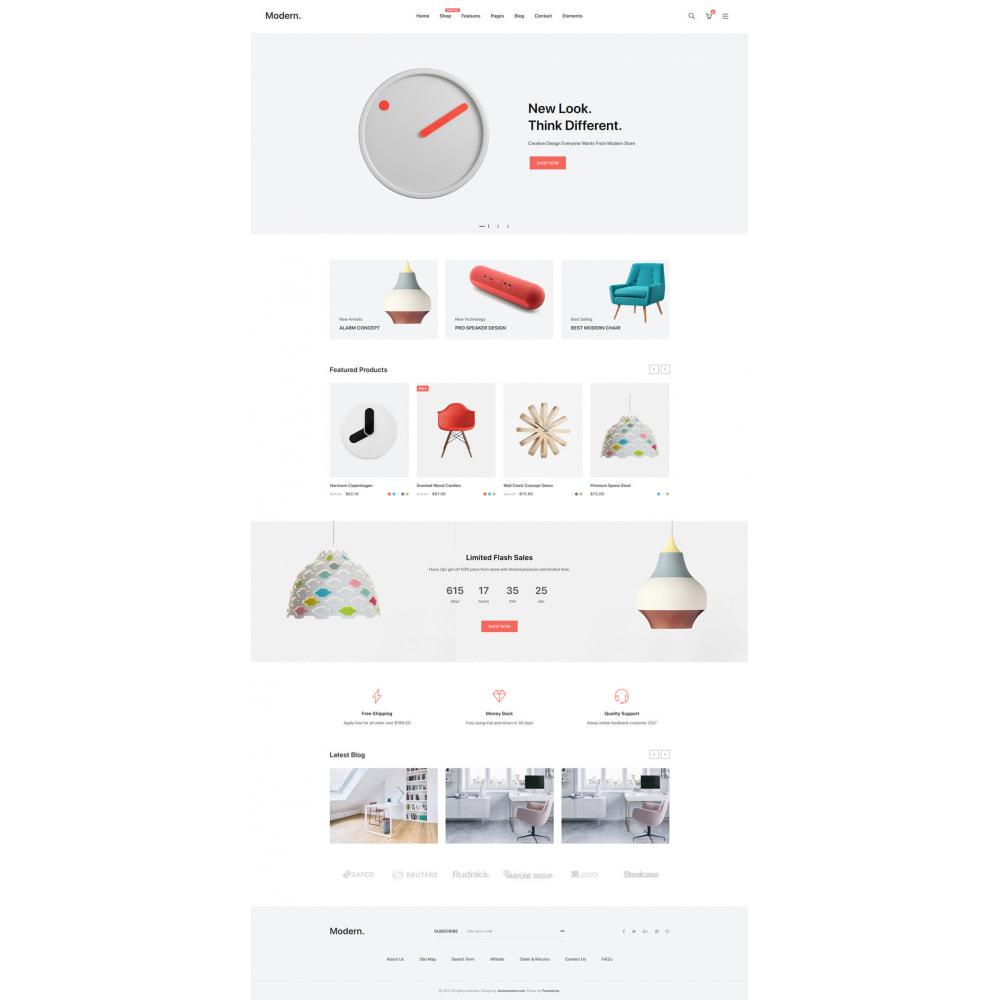 theme - Home & Garden - Modern - Minimal Decor Store - 7