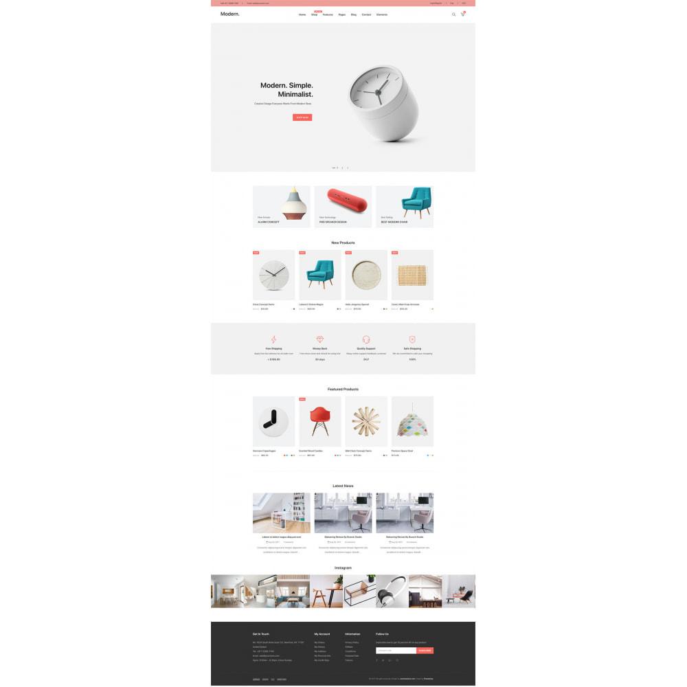 theme - Home & Garden - Modern - Minimal Decor Store - 16