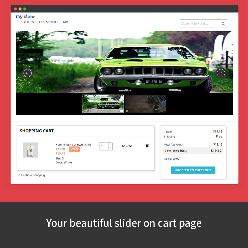 module - Sliders & Galleries - Content Slider - 3