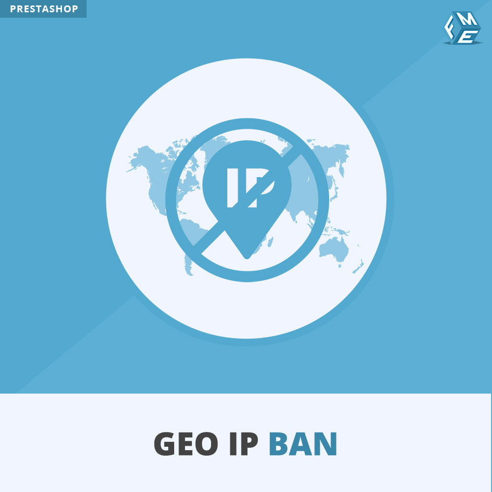 module - Security & Access - Geo IP Ban - Block Bots & Users based on IP or Country - 1
