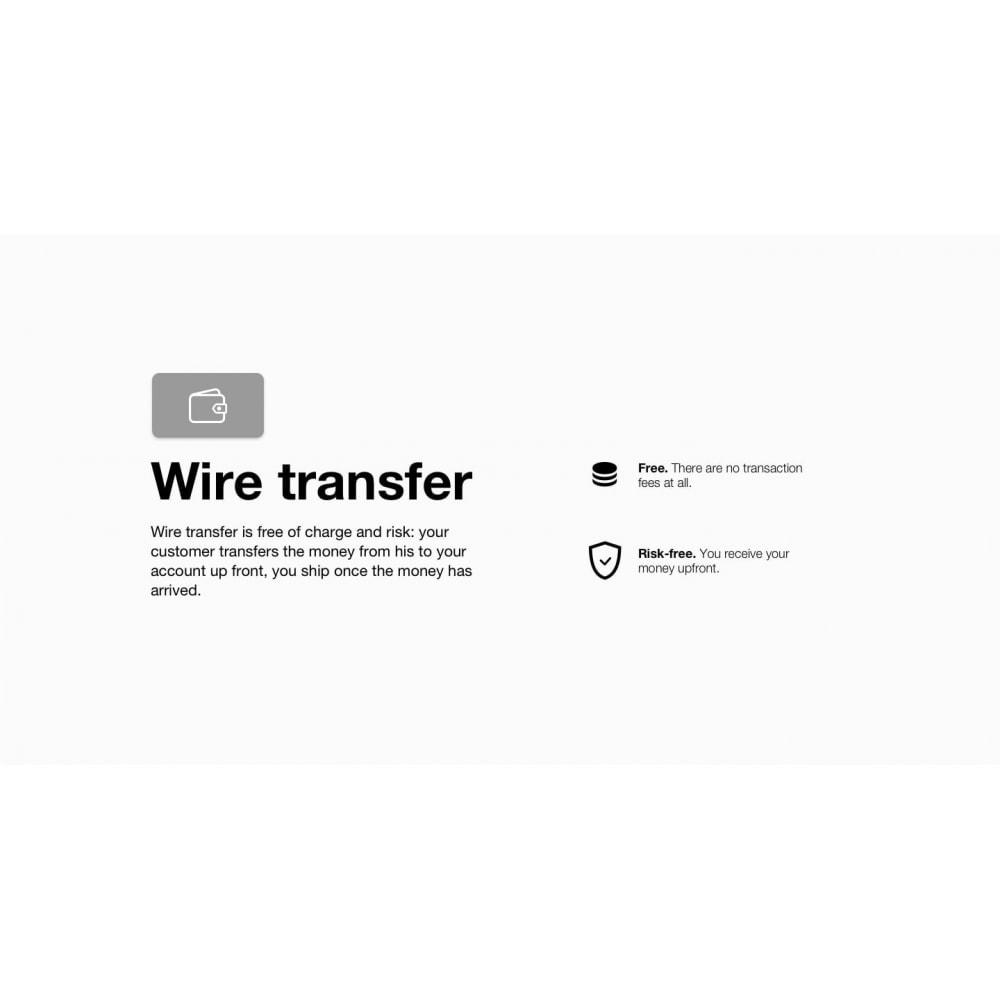 module - Paiement par Carte ou Wallet - payever - One plugin. All payment methods. - 6