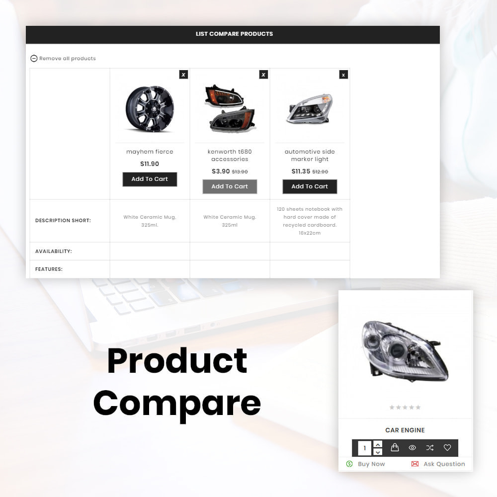 theme - Coches y Motos - AutoExport Autopart Shop - 8