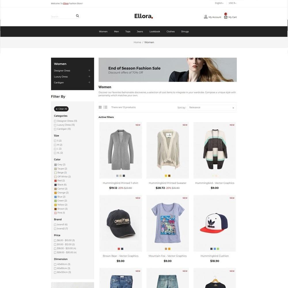 theme - Fashion & Shoes - Women  Fashion Designer  - Cloth Men Store - 3