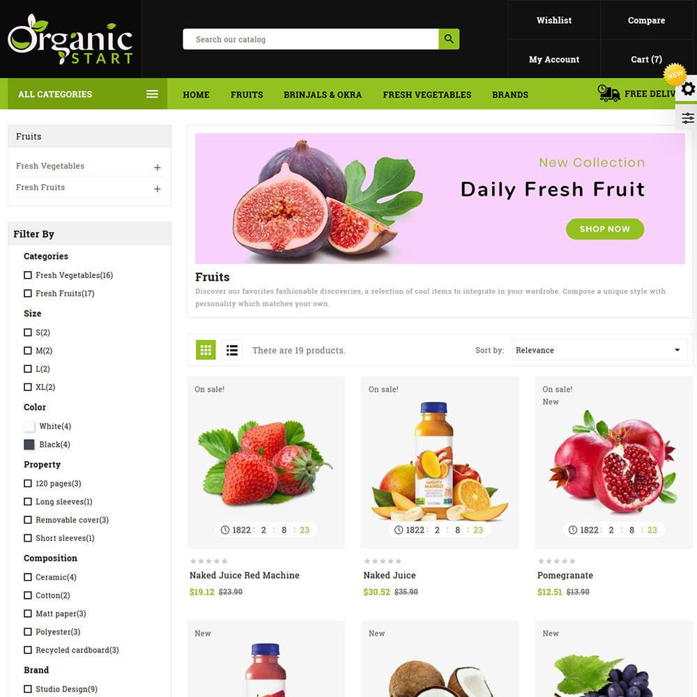 theme - Prezenty, Kwiaty & Uroczystości - Organic Store - 3