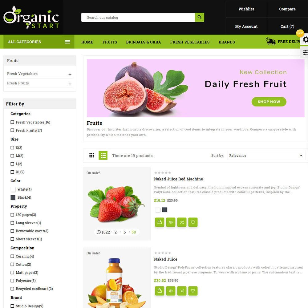 theme - Prezenty, Kwiaty & Uroczystości - Organic Store - 4