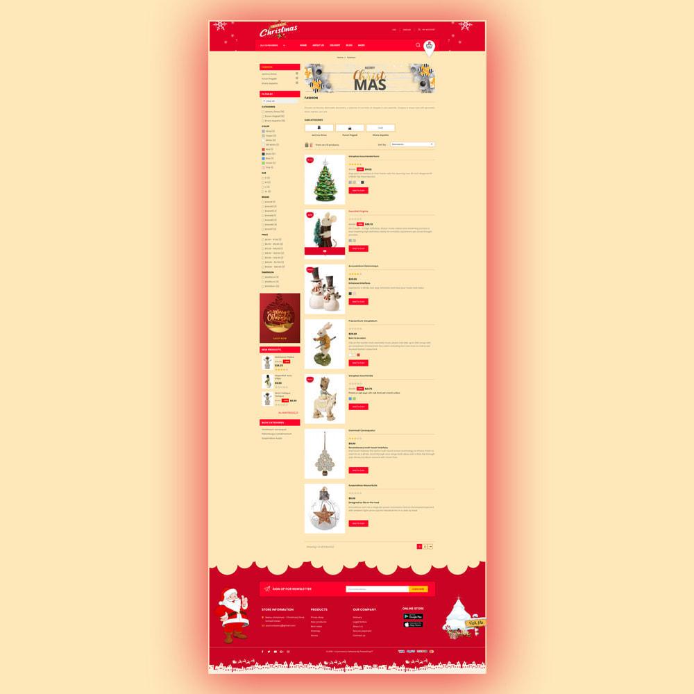 theme - Prezenty, Kwiaty & Uroczystości - Merry-Christmas - Christmas Store - 5
