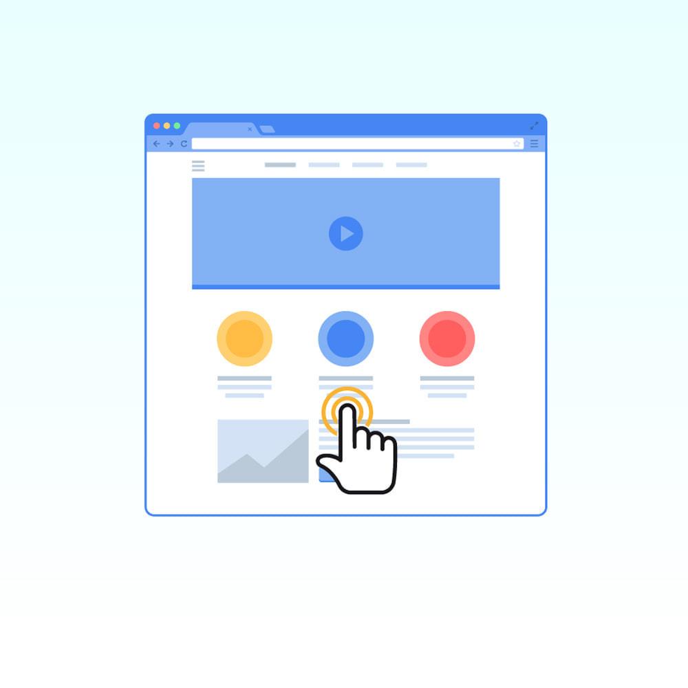module - Herramientas de navegación - Paginador de una página - 1