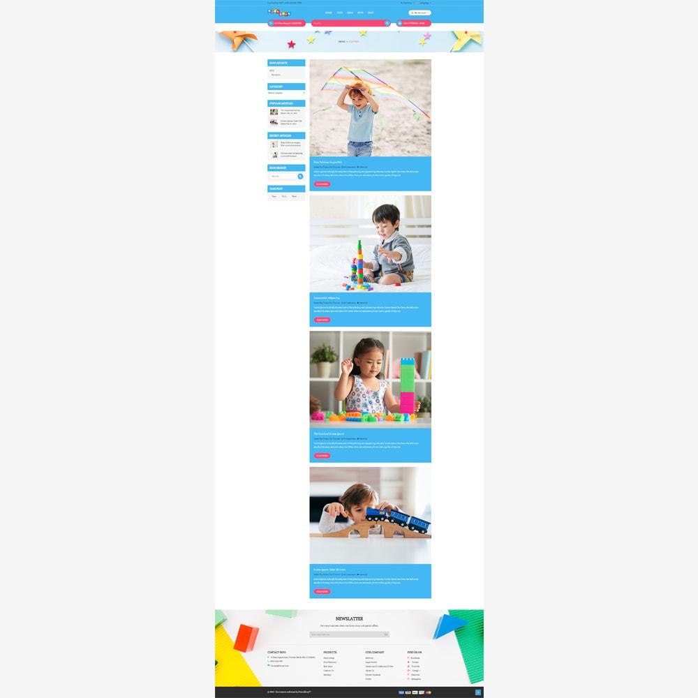 theme - Bambini & Giocattoli - Negozio per bambini - 5