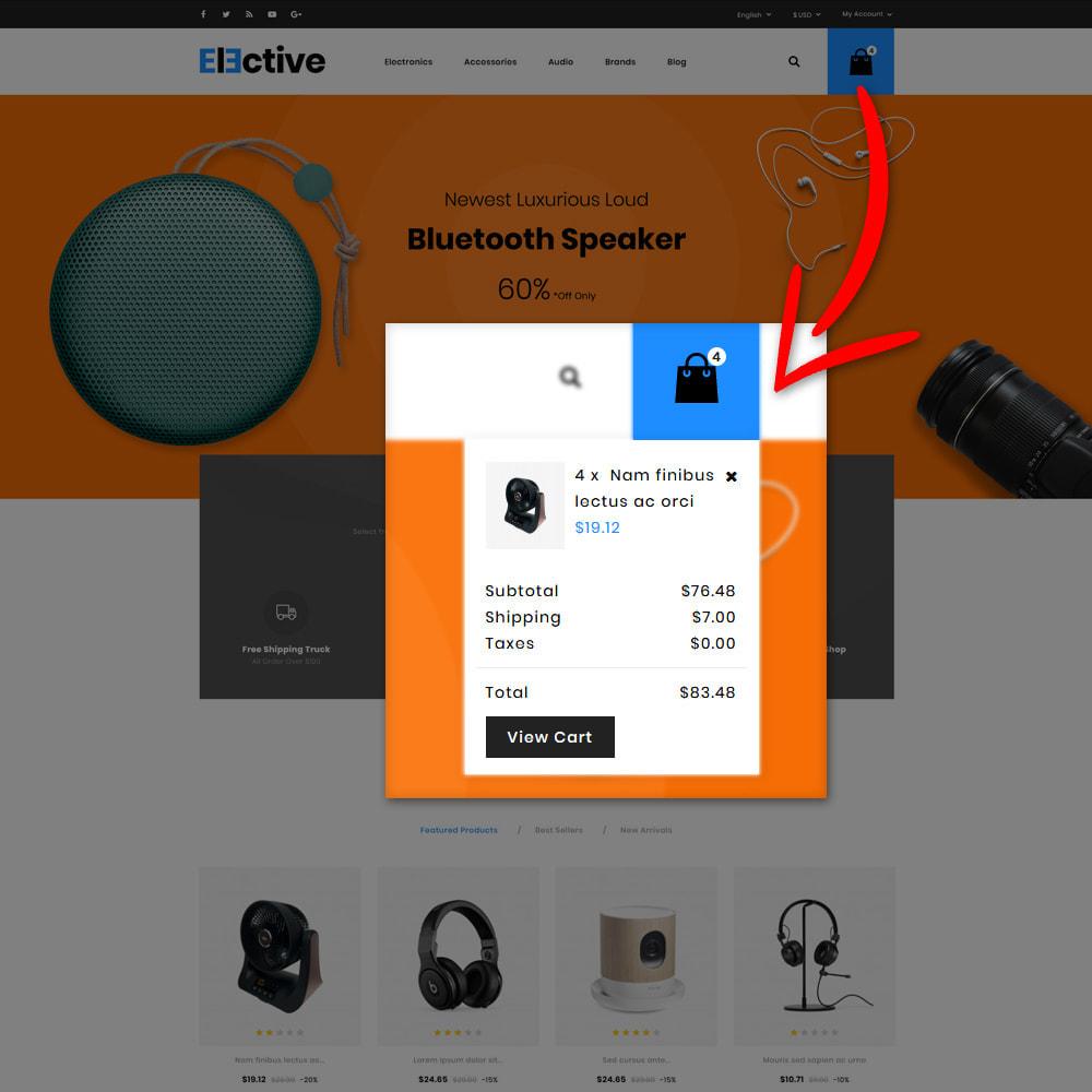 theme - Electronique & High Tech - Elective Electronics Store - 7