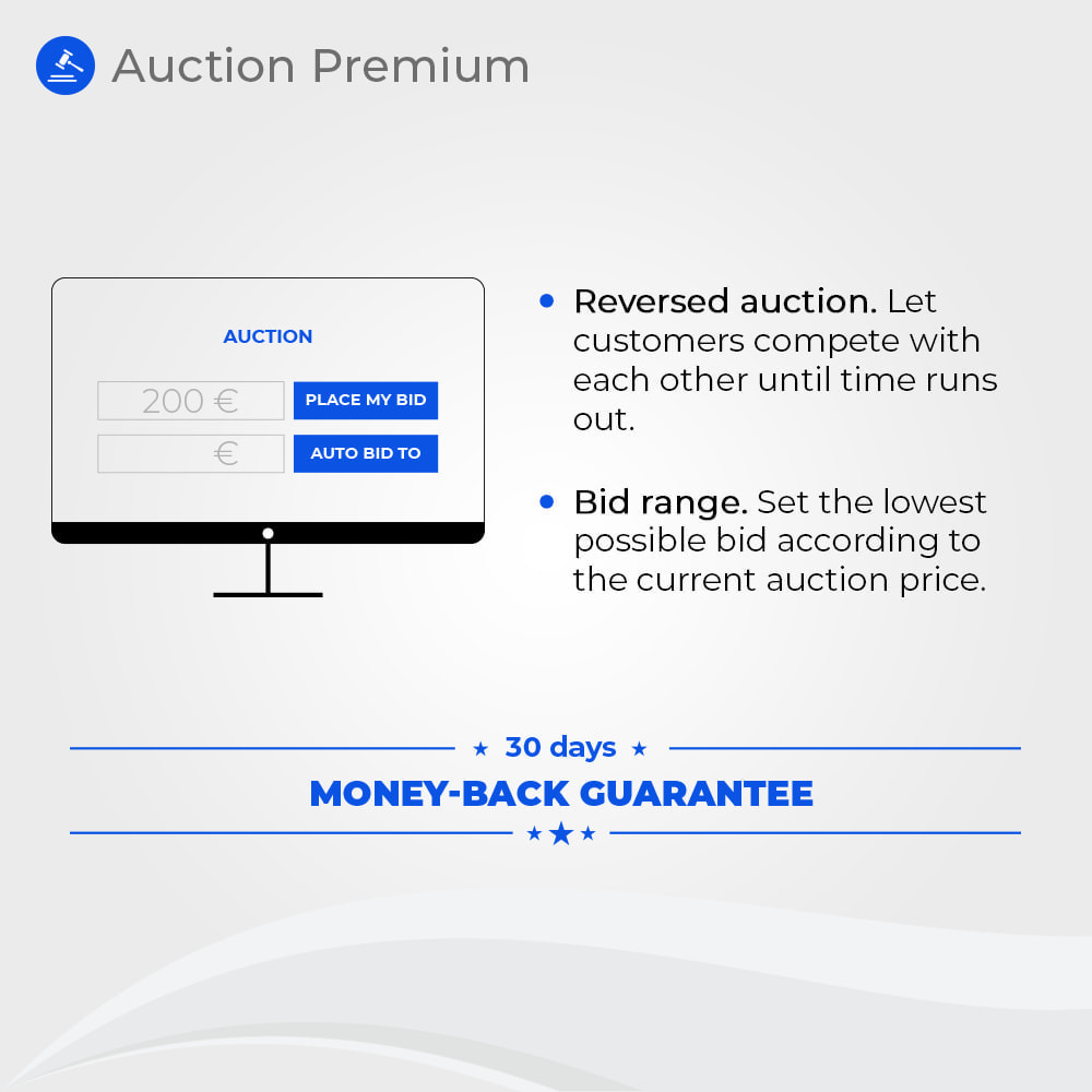 module - Auktionsseiten - Auction Premium - 2