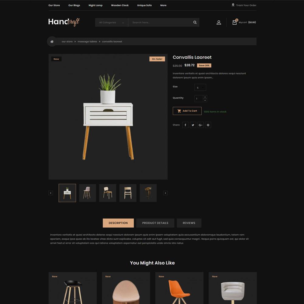 theme - Casa & Giardino - Handcraft - Il negozio di mobili - 7