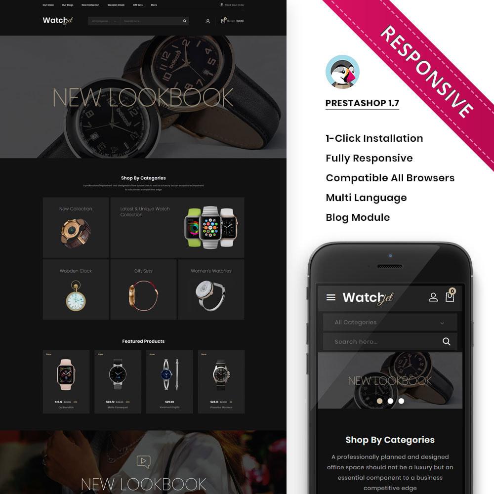 theme - Electrónica e High Tech - Watchjet - La tienda de relojes - 2