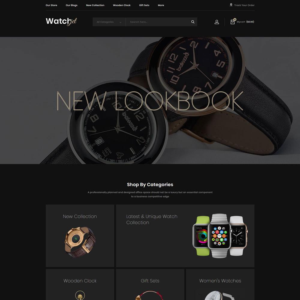 theme - Electrónica e High Tech - Watchjet - La tienda de relojes - 4