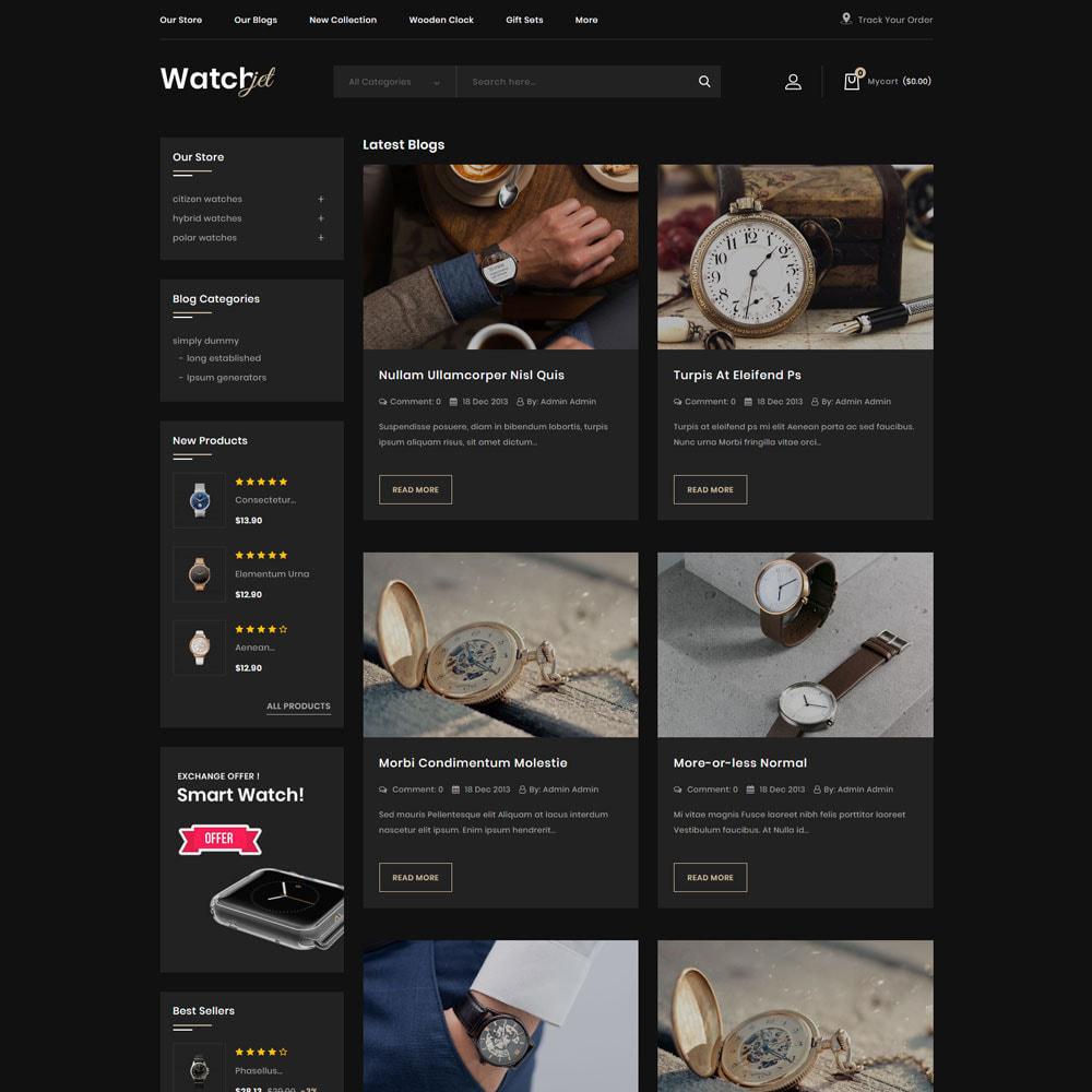 theme - Elettronica & High Tech - Watchjet - Il negozio di orologi - 8